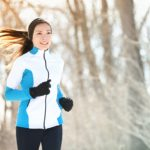 running in the cold